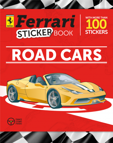 The Most Beautiful Ferrari Road Cars - English edition