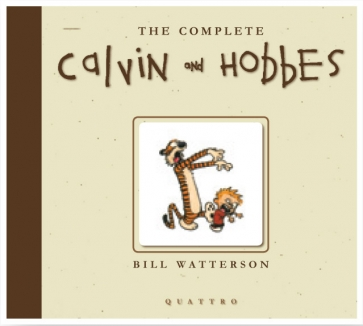 The Complete Calvin and Hobbes - Volume 4
