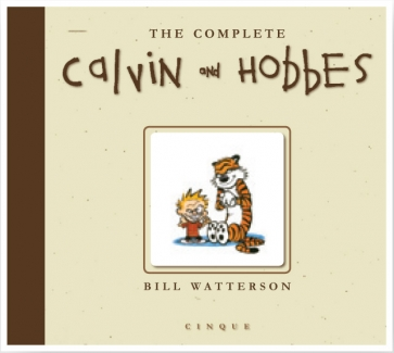 The Complete Calvin and Hobbes - Volume 5
