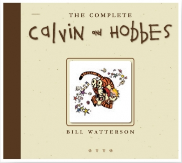 The Complete Calvin and Hobbes - Volume 8