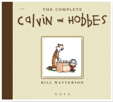 The Complete Calvin and Hobbes - Volume 9