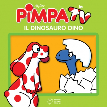 Il dinosauro Dino - Pimpa in TV