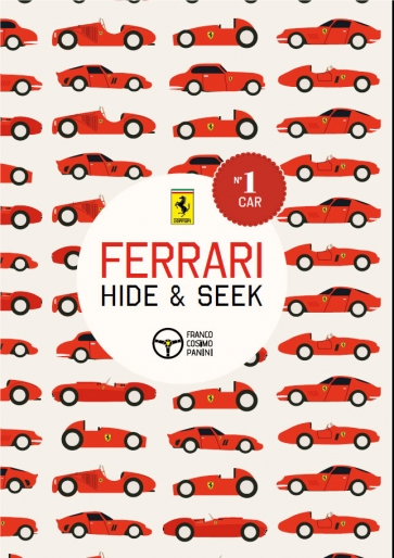 Ferrari Hide & Seek - English edition