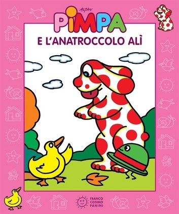 Pimpa e l'anatroccolo Alì Ebook