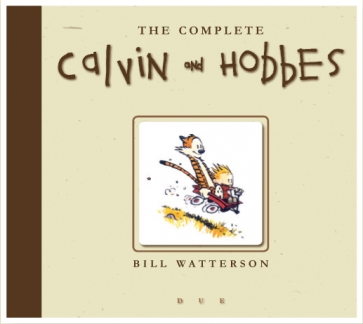 The Complete Calvin and Hobbes - Volume 2