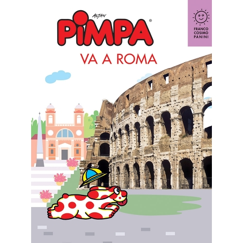Pimpa va a Roma Ebook