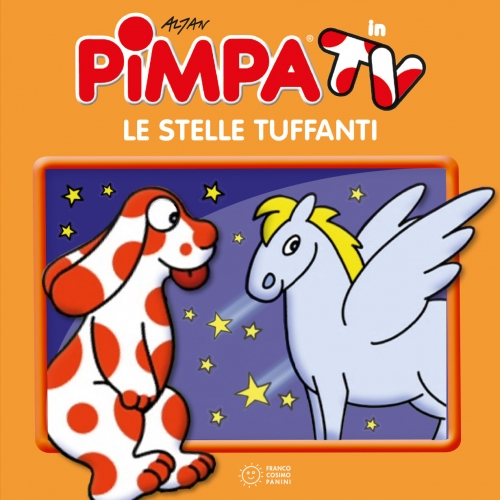 Le stelle tuffanti - Pimpa in TV