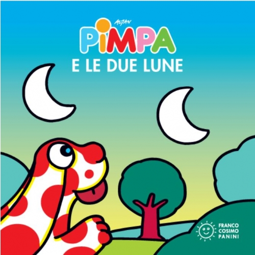 Pimpa e le due lune Ebook