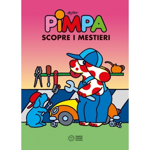 Pimpa scopre i mestieri Ebook