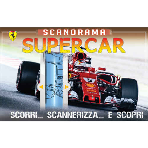 Scanorama Supercar