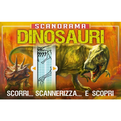 Scanorama Dinosauri
