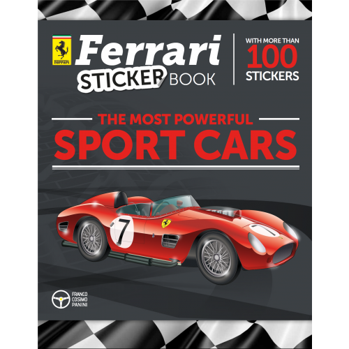 The Most Powerful Ferrari Sport Cars - English edition