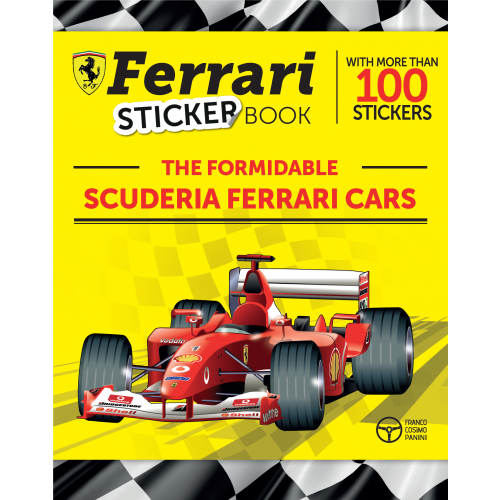 The Formidable Scuderia Ferrari Cars - English edition