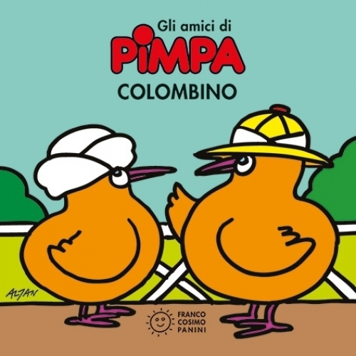 Gli amici di Pimpa: Colombino Ebook