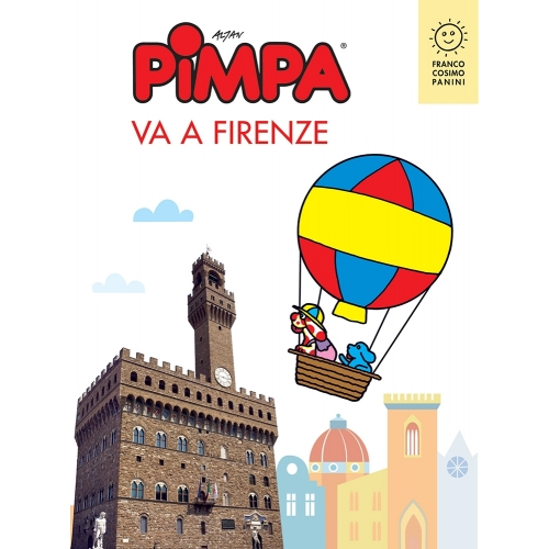Pimpa va a Firenze Ebook