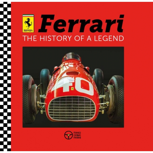 Ferrari The History of a Legend - English edition