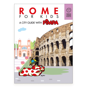 Rome for kids. A city guide with Pimpa